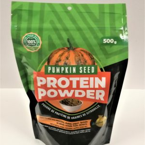 Styrian Gold Pumpkin Seed Protein Powder